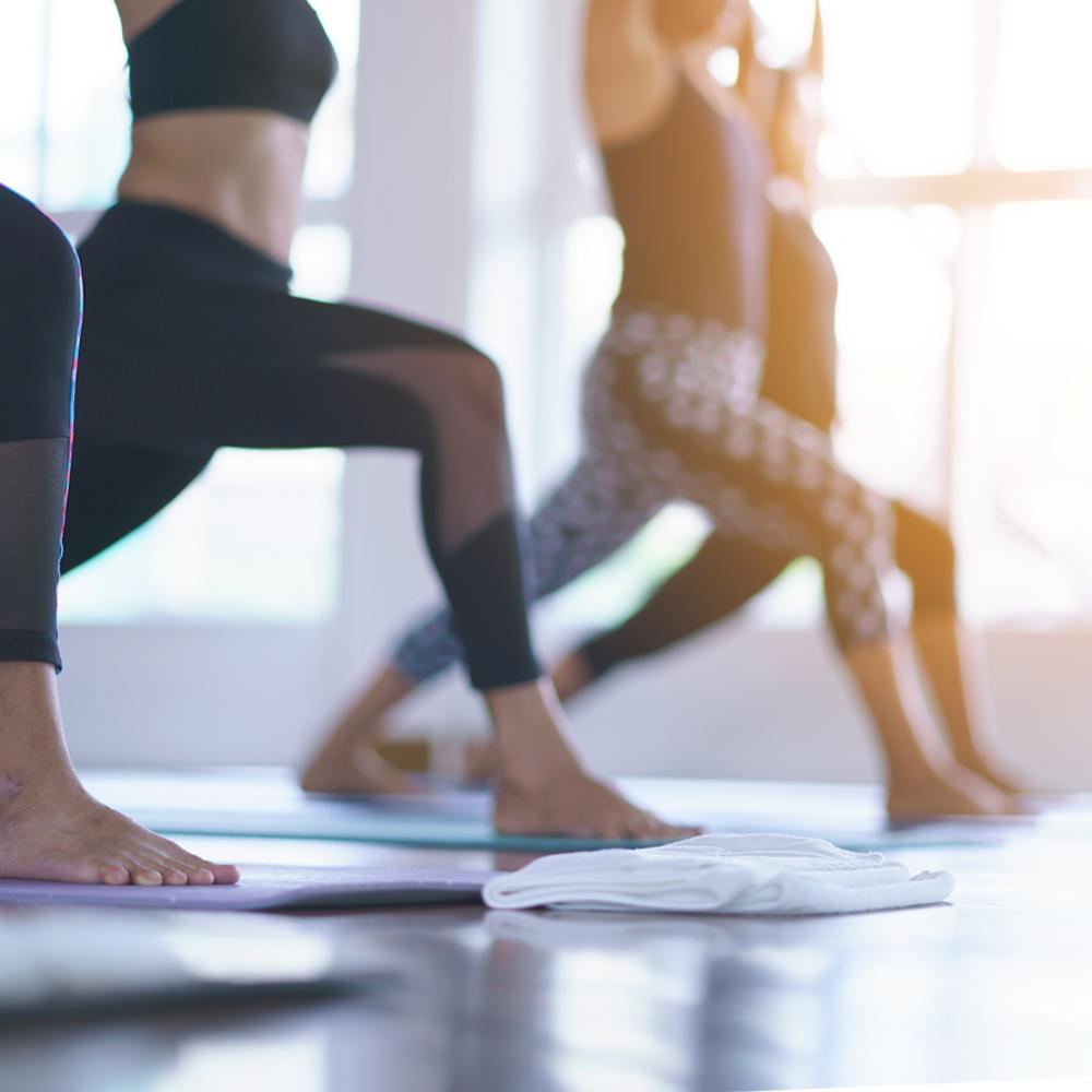 Petra Bonrath Vinyasa Yoga Düsseldorf