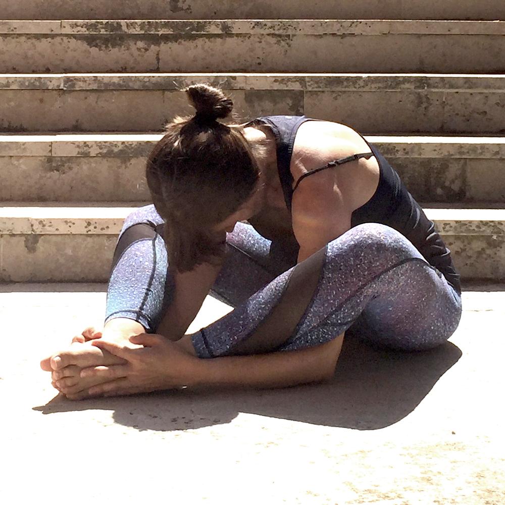 Petra Bonrath Yin Yoga Düsseldorf