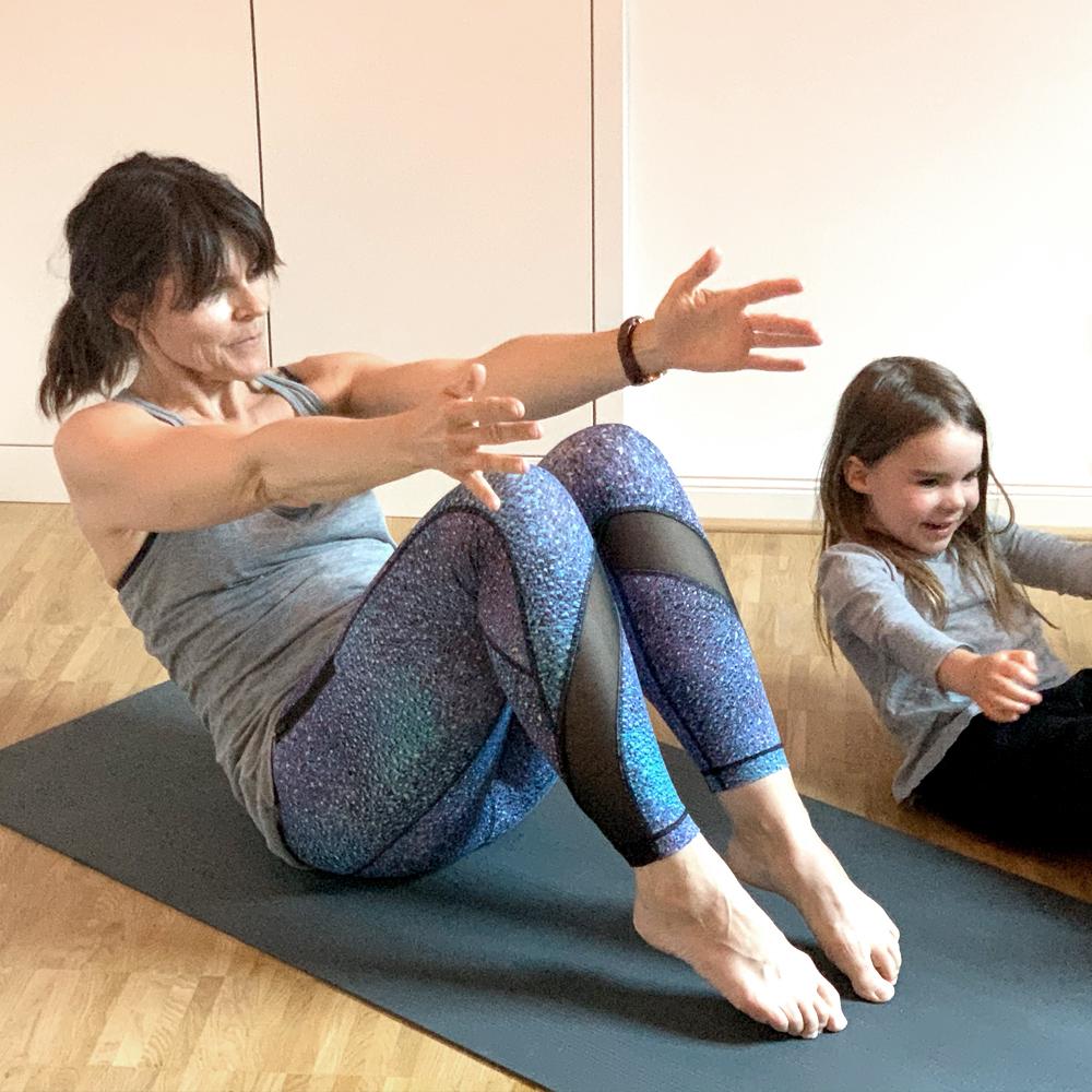 Kinderyoga Yoga mit Kindern Yoga für Kinder Düsseldorf
