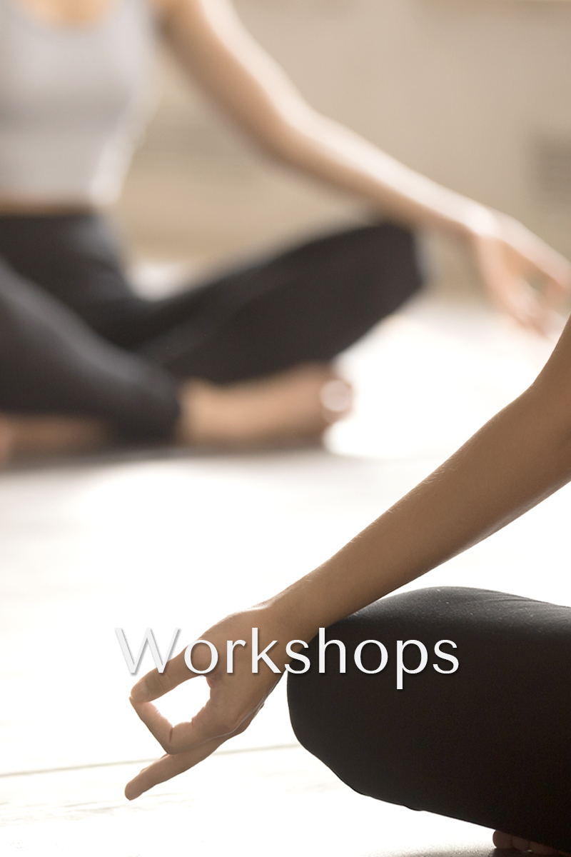 Yoga Mindfulness Essential Oils Workshops Düsseldorf