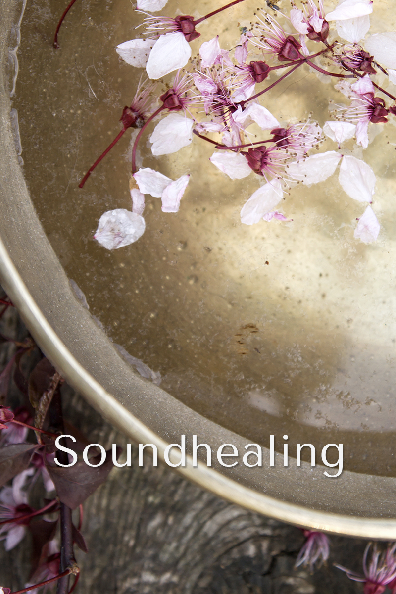 Soundhealing Klangschalen Klangmassage
