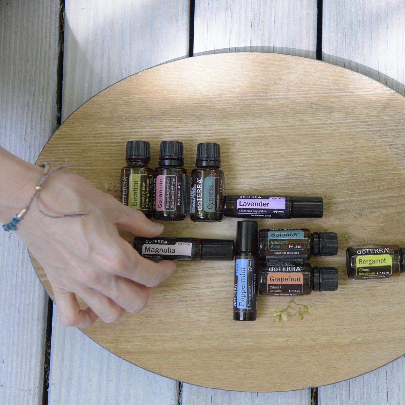 Essential Oils Ätherische Öle Essential Oils Hangout Infostunde zu ätherischen Ölen
